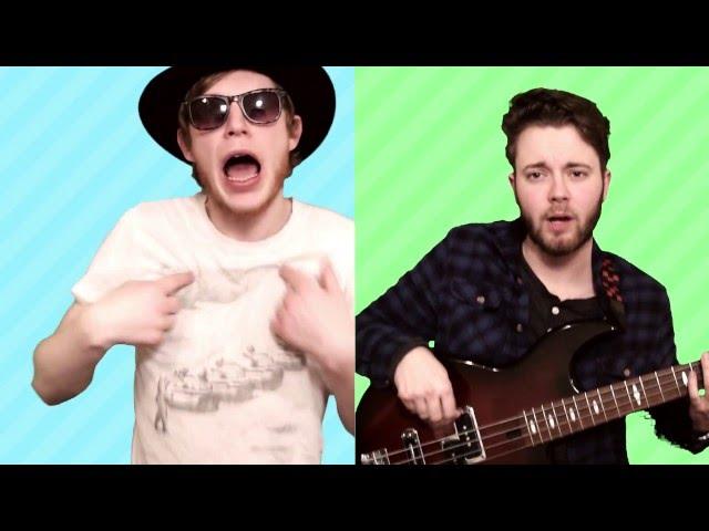I GET AROUND - THE BEACH BOYS (Pop Punk Cover)