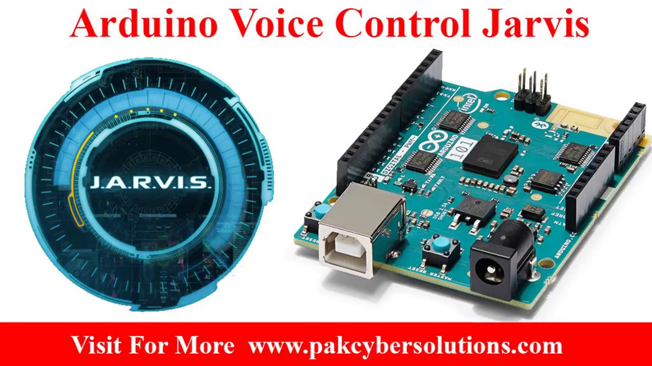 Jarvis Artificial Intelligence, Home Automation using Arduino voice  controlled lights using arduino