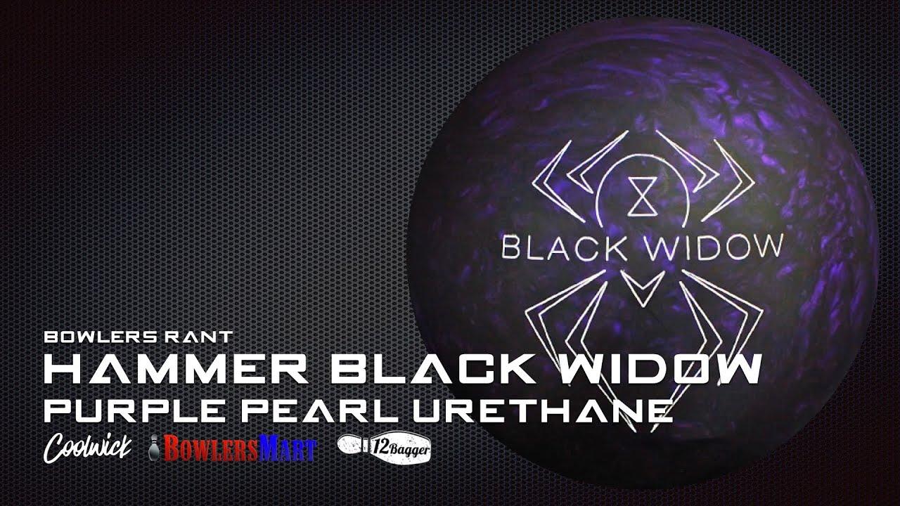 Hammer Black Widow Purple Pearl Urethane