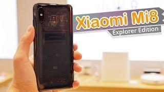 Обзор Xiaomi Mi8 Explorer Edition