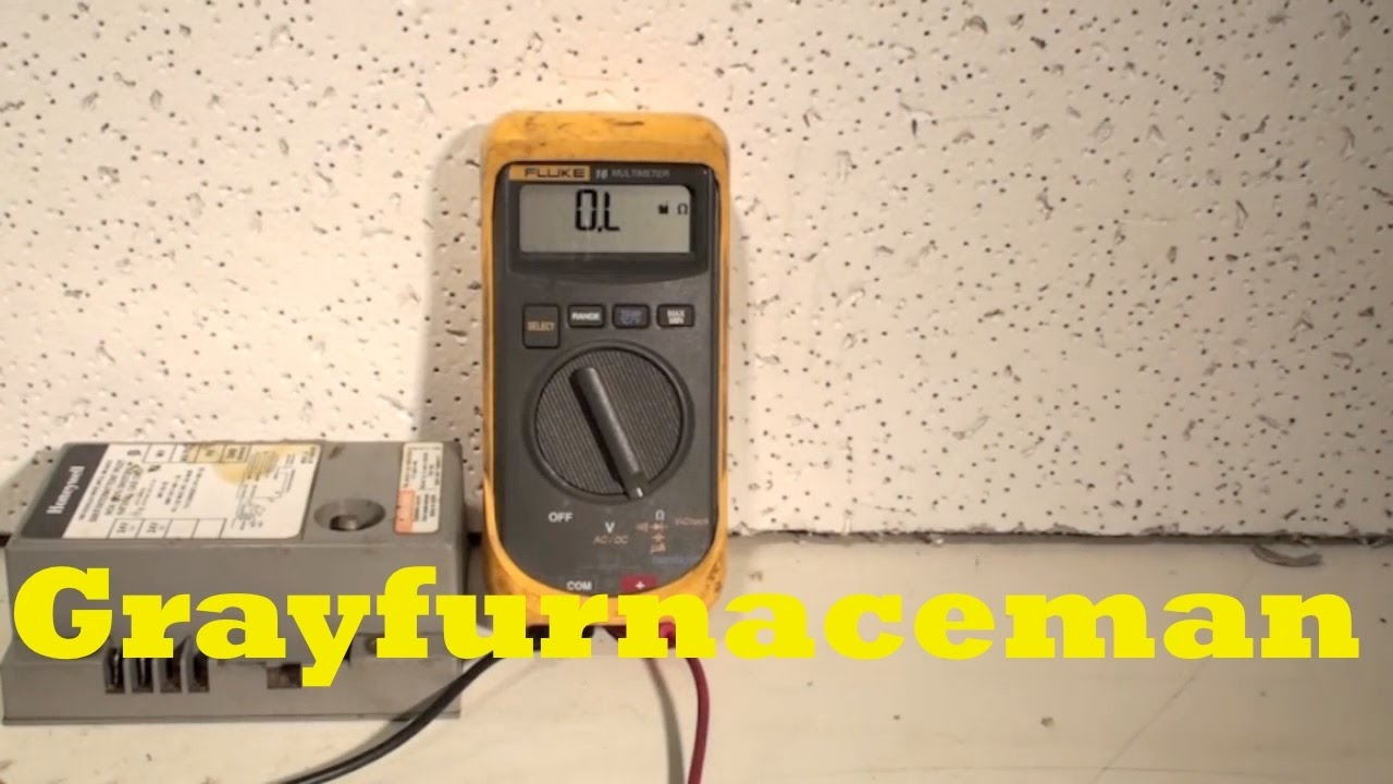 How To Use A Multimeter For Hvac Part 5 Youtube