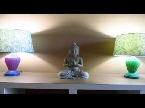 revamp your lamp easy 10 min project