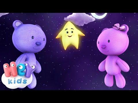 Funkel Funkel Kleiner Stern - Kinderlieder TV.de - Twinkle Twinkle Little Star in German