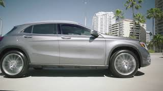Mercedes Benz 2018 GLA Luxury Subcompact SUV - Video Brochure