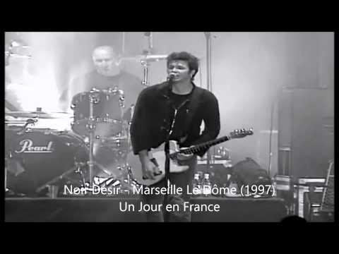 Noir Désir -  Un Jour en france (Marseille 1997)