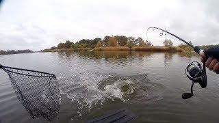 Вот Это Рыбалка!!! Таких Монстров на Грушку я еще не Ловил. Ловля Спиннингом на Джиг