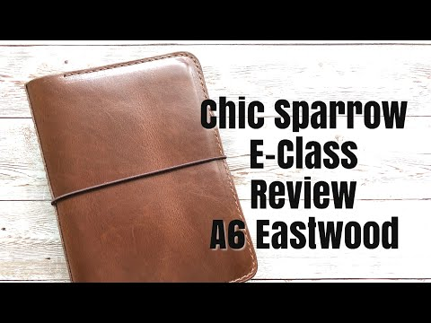 Chic Sparrow E-Class Review | A6 Eastwood