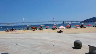 부산광역시 수영구 광안동 광안리해수욕장  ⛱♂️♀️…