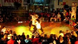 Black Streets Koszalin 2011 - Crews Show - Gruba Impra z Rysiem