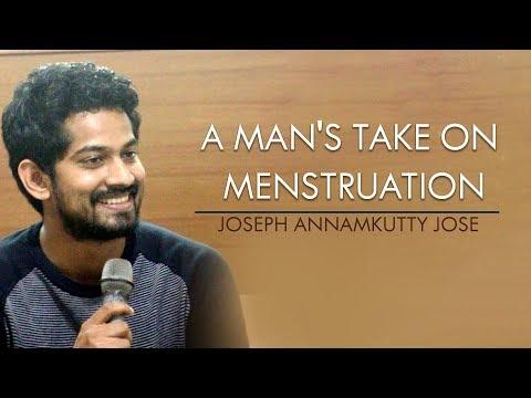 A mans take on Menstruation