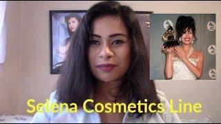 Abraham Quintanilla trademarks a Selena Cosmetics Line