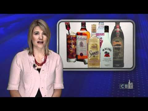 Effen vodka's national shot (06/24/10)