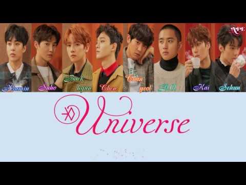 [VIETSUB] 171216 EXO - Universe