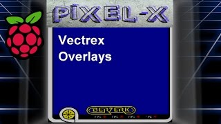 Vectrex Overlays Bezels by Pixel-X