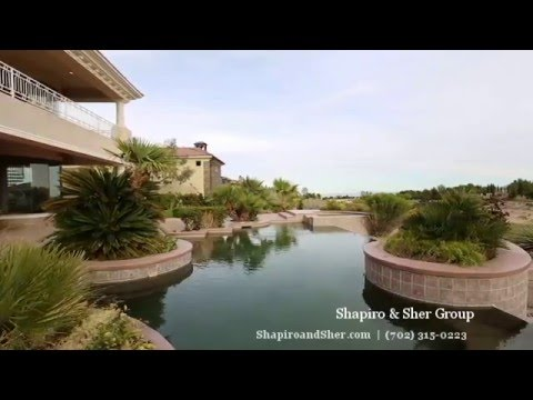 Luxury Home - 9721 Orient Express Ct, Las Vegas NV 89145