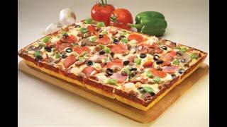 ДОМАШНЯЯ ПИЦЦА Вкусный Рецепт Пиццы КАК Я ЛЮБЛЮ