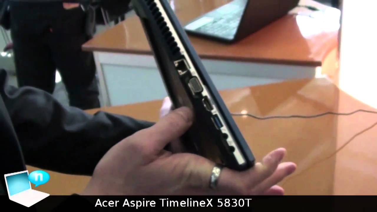 Acer Aspire 5830T Driver (2019)