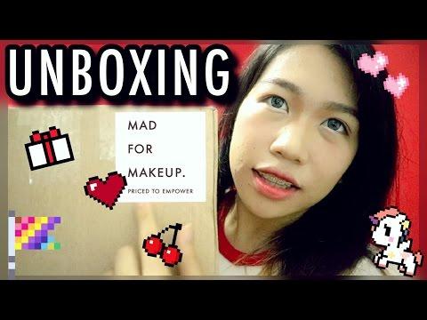 Unboxing MadForMakeup.co Package! - 8 Inspiring Women