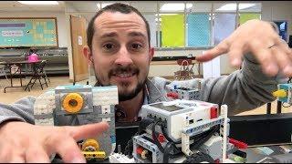 FLL Hydro Dynamics Attachments: Flow Misson
