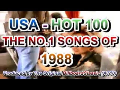 Billboard the best song 1988 youtube for Best music 1988