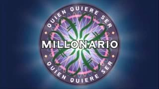Theme: Quien Quiere Ser Millonario (preguntas 1 - 5)