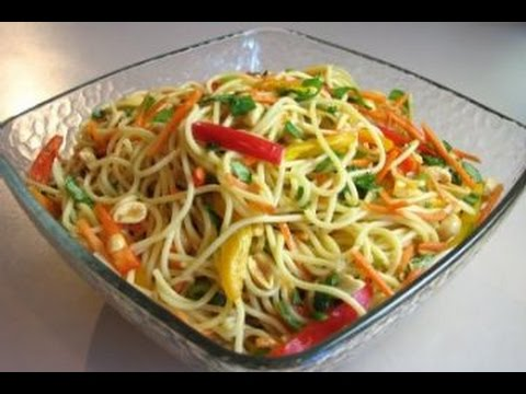 How To Make Healthy Panda Express Chow Mein