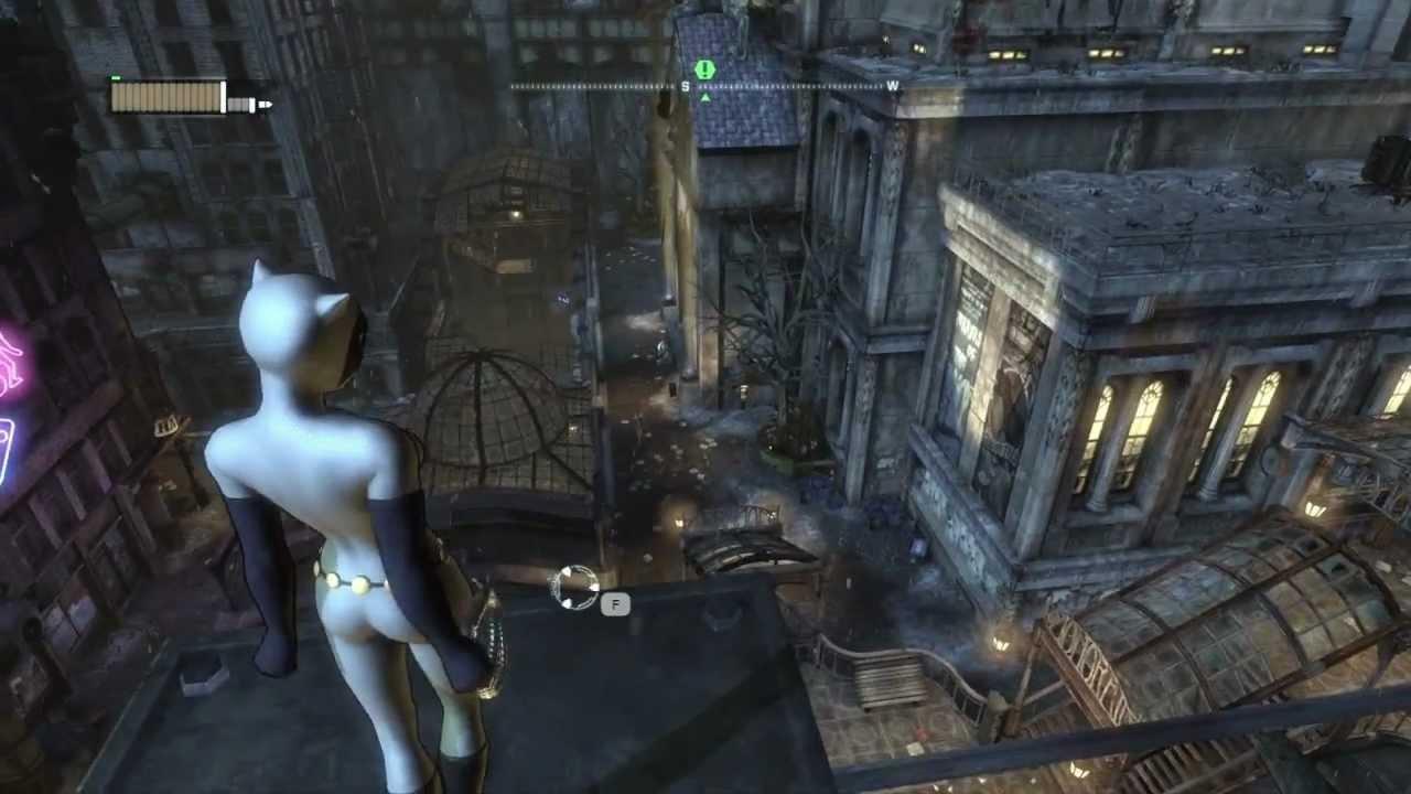 Ps3 Animated Wallpaper Batman Arkham City Walkthrough Hd Chapter 28 Catwoman