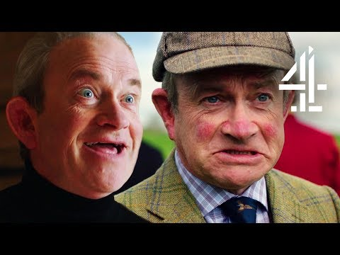 Prince Charles's Identical Twin Messes With The Royal Family | The Windsors