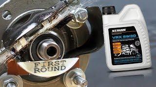 Xenum VRX 5W30 Jak skutecznie olej chroni silnik?