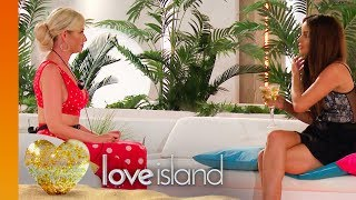 FIRST LOOK: Maura Comes Clean to Amy and Tommy's Got a Question for Molly | Love Island 2019