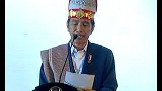 Hadiri Perayaan Natal Nasional, Presiden Jokowi: Keberagaman Aset Terbesar Bangsa