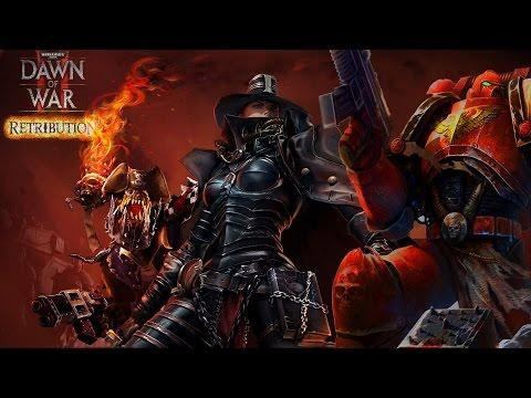 Let's Play Warhammer 40,000: Dawn of War II - Retribution [Part 7] - Capitol Gardens |