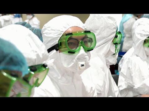 Минздрав Белоруссии сообщил о первом случае заражения коронавирусом.