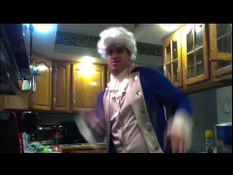George Washington Rap Dance
