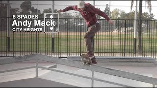 6 Spades - Andy Mack YouTube Videos