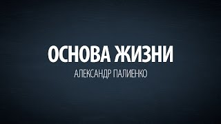 Основа жизни. Александр Палиенко.