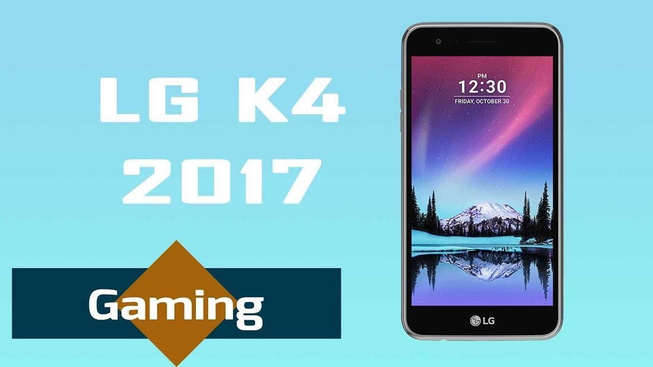 Lg K4 (2017) Gaming Test Videos - Waoweo