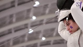 Fencing - Northwestern Duals Sights & Sounds (2/4/19)