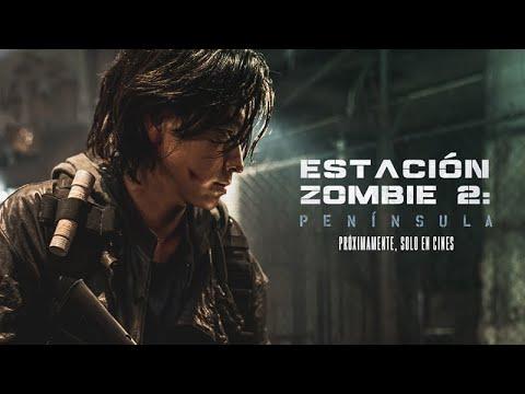 Estación Zombie 2: Península | Teaser Tráiler
