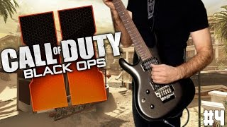 Playing Guitar on Black Ops 2 Ep 4 - MTV Music Video