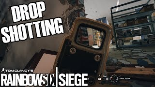 Rainbow Six Siege: Ranked - The Dropshot Argument