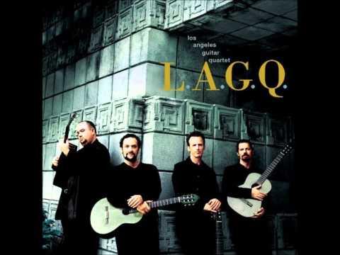 African Suite  Mbira  Los Angeles Guitar Quartet