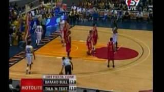 Barako Bulls amazing comeback