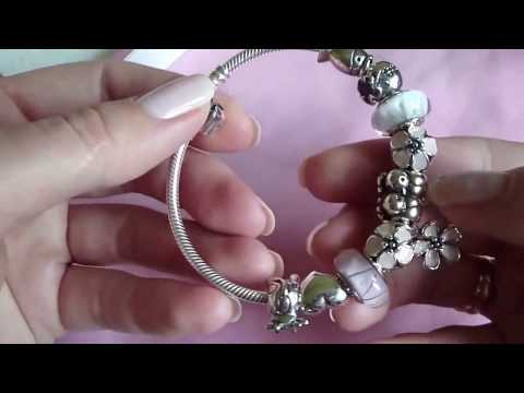 Как собирать браслет Пандора
