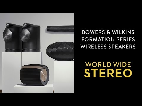 Review: Bowers & Wilkins Formation Bar, Speakers, & Subwoofers