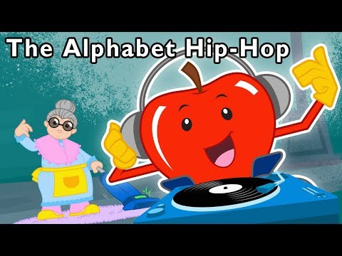 The Alphabet Hip-Hop and More | Learn ABC | Mother Goose Club Songs for Children