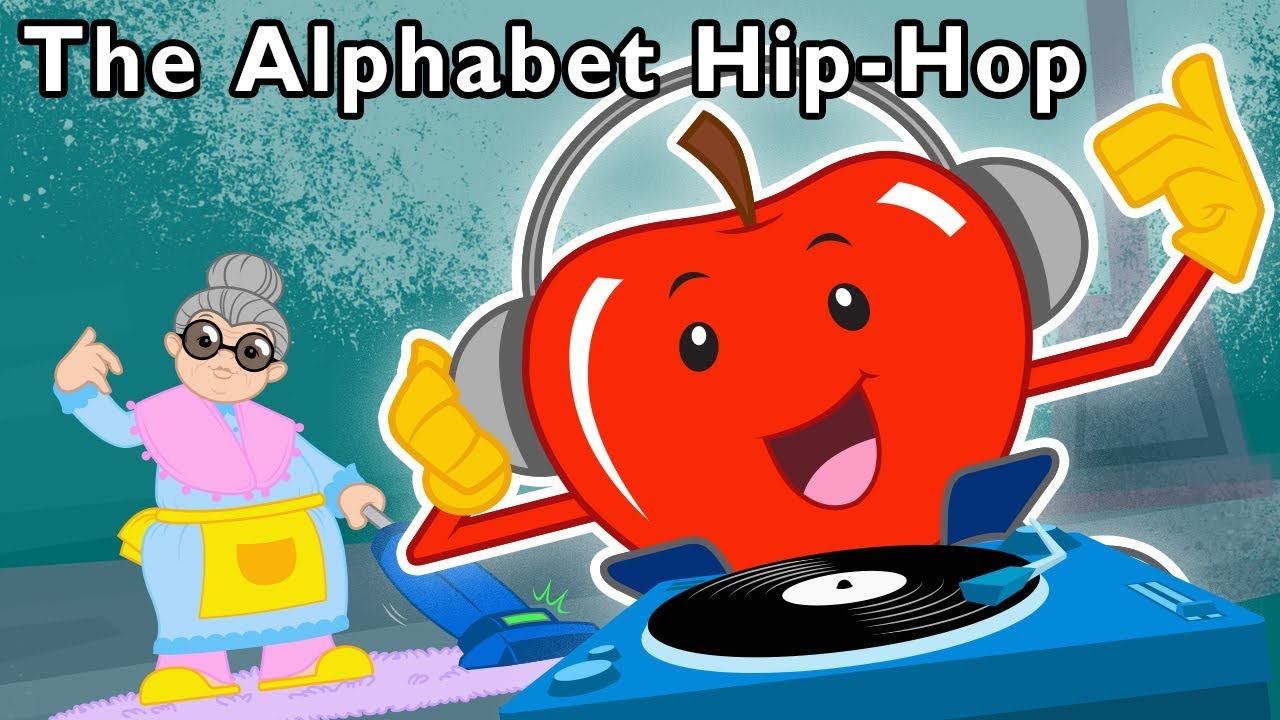 Download The Alphabet Hip-Hop + More   Learn ABC   Mother Goose Club Phonics Songs