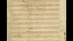 Johann Friedrich Braun: Concerto D-Dur - 2. Andante