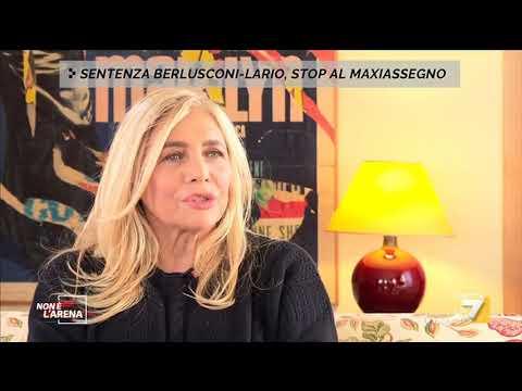 Mara Venier intervistata da Massimo Giletti: 'Berlusconi è un signore'