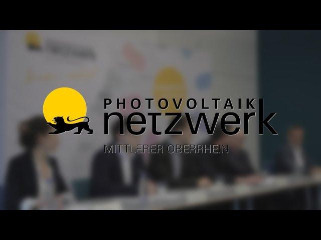 PV-Netzwerk Press Event